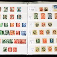 1900-61年德国邮票2400余枚