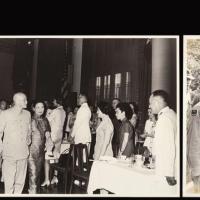 1956-1959年蒋介石黑白照片3张