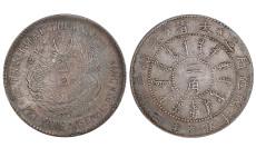 大清光绪二十三年北洋机器局造银币及版本详细介绍