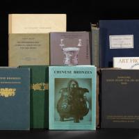 限量编号《卡尔所藏中国青铜器》等共12册