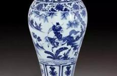 巴黎苏富比:清朝瓷制花瓶拍出127,9824美元(785万元)