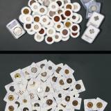广东官钱局、造币厂制钱和机制币106枚