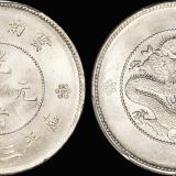 新云南3.6钱银币/PCGS MS64
