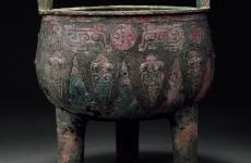 大禾人面纹方鼎鉴藏:有脸面的青铜器