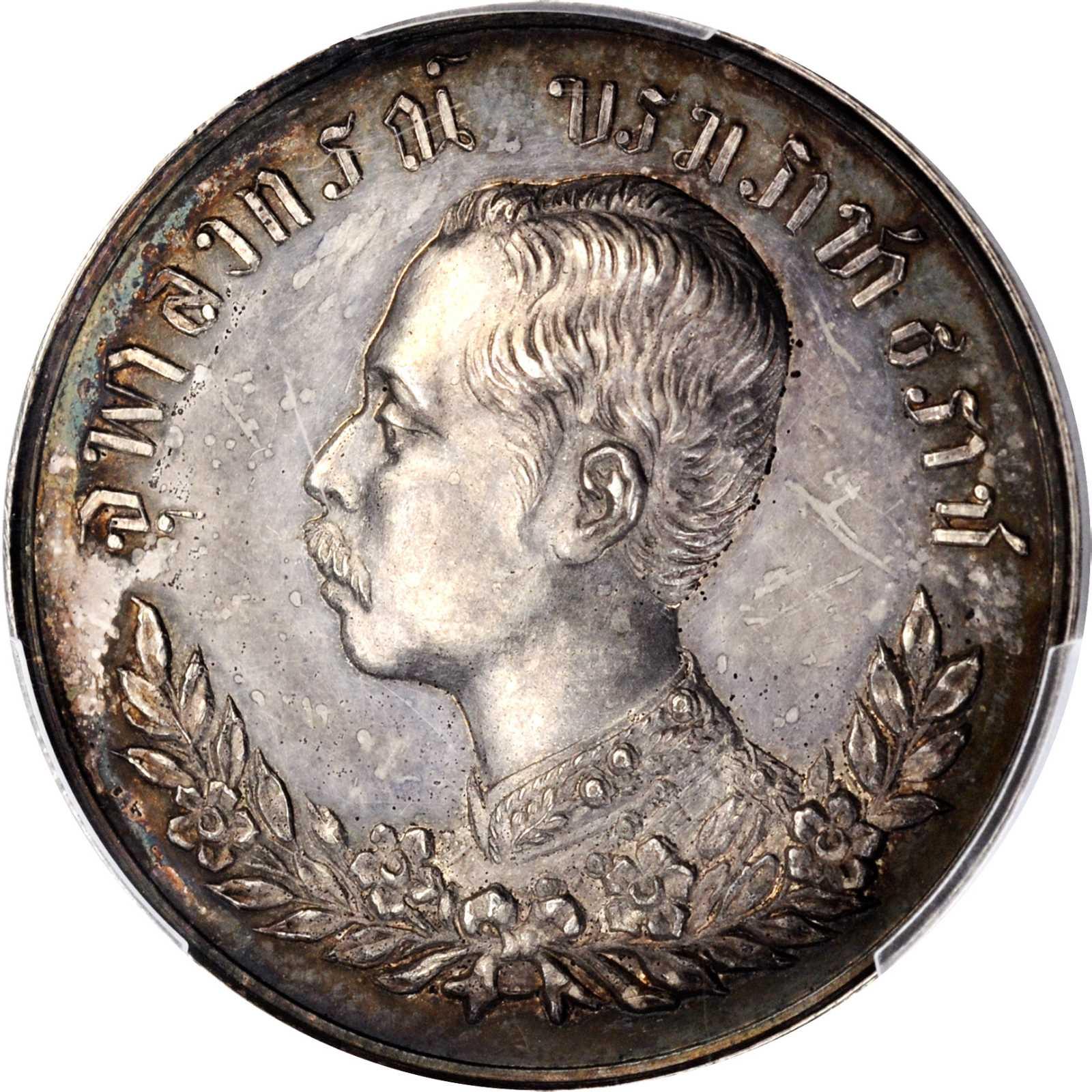 英属印度银币1卢比图文赏析