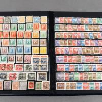1945-1950年解放区邮票1600余枚