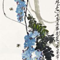 方楚雄 紫藤蜜蜂