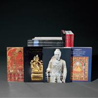 1980-2015 佛教艺术拍卖图录43册