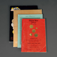 重要中国钱币拍卖会目录4册