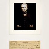 爱迪生亲笔签署支票