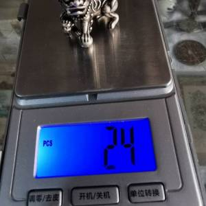 银狮子挂件交易价格