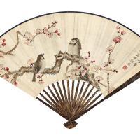 溥僩 神仙冰雪