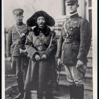 民国时期张作霖照片