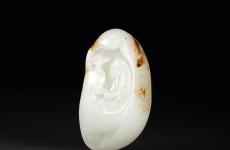玉白菜价值48万 绵阳奇石展奇珍异石吸眼球