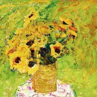 罗尔纯 黄色的花