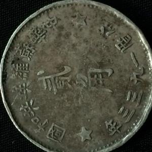 1933年苏维埃银币贰角鉴定真假