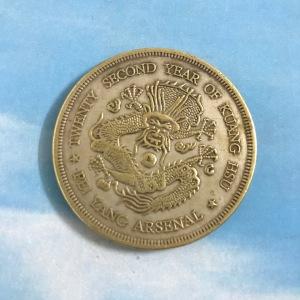 北洋机器局造 光绪二十二年钱币鉴定真假