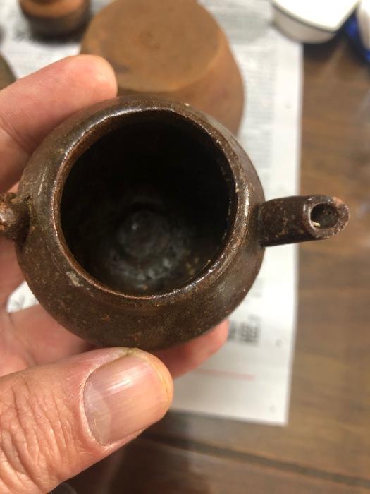 茶壶?鉴定结果