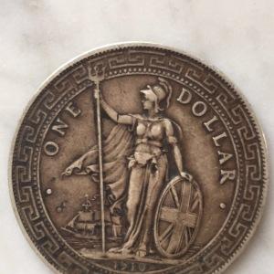 1910年站洋币鉴定真假