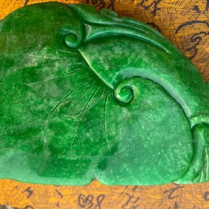 翡翠龙龟雕鉴定真假