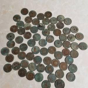 民国铜币鉴定真假
