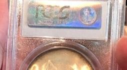 PCGS MS63二十二年船洋银元