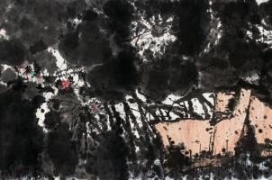 崔如琢是中国画的顶级大师吗?其画作拍卖居全国之首吗?