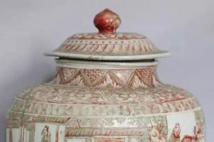 景德镇窑五彩与斗彩瓷器如何区别