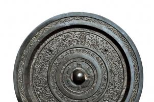 汉代铜镜:精美的工艺以及历史的传承