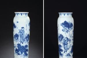 崇祯青花瓷器的特点是什么
