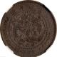 大清铜币十文现在值多少钱?
