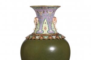 茶叶末釉瓷器是如何烧造成的