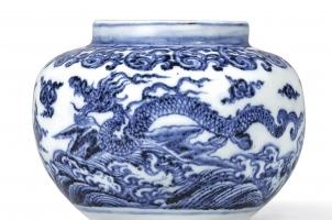 釉下青花:中国瓷器发展的主流类型之一