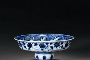 元到清各时期所使用的青花钴料,烧出的青花有什么特征