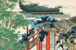 徐燕荪人物画作品欣赏及价格