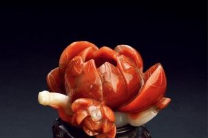 什么是南红玛瑙老型珠