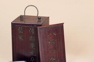 八宝印泥:传统的汉族工艺品