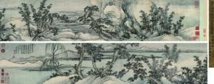 清初四王作品在书画收藏市场行情