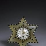 嵌料石六角星式表