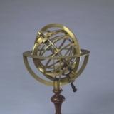 十八世纪铜镀金月象演示仪