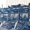 山西千年古刹伏龙寺遭焚烧被毁灭