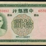 纸币收藏前需要弄明白的问题