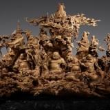 木雕方法与木雕经验分享