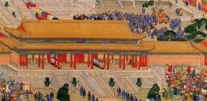 沈阳故宫博物院藏钟表欣赏