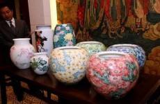 醴陵釉下彩瓷价格上涨