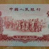 第三套人民币红一角