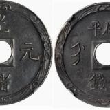 精品机制铜币图片与价格