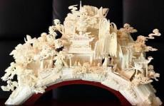 广州海关最近查货大量象牙制品