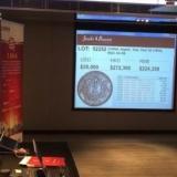 SBP2015年香港夏拍地方版机制币专场拍卖结果