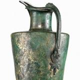 珍品青铜喙嘴酒壶将在伦敦被拍卖